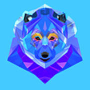 Crystal Bear - 90 Poster