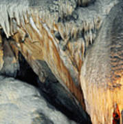 Crystal Cave Sequoia Landscape Poster