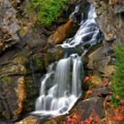 Crystal Falls Poster