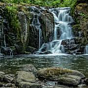 Crystal Pool Falls Poster