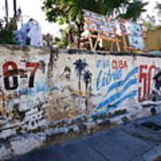 Cuba Wall Poster
