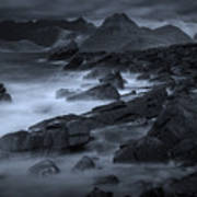 Cuillin From Elgol Poster