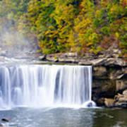 Cumberland Falls Poster