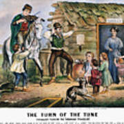 Currier  Ives Folk Tradition Poster by Granger