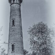 Currituck Beach Lighthouse 2 Poster