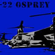 Cv-22 Osprey  Poster