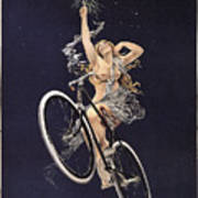 Cycles Sirius - Paris 1899 Poster
