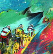Cycling In Majorca 01 Poster