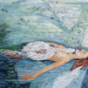 Cygnets Penn And Mermaid Poster