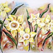 Daffodil Drama Poster