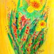Daffodiles  Poster