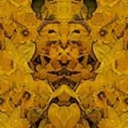 Daffy Daffodils Poster