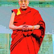 Dalai Lama Poster