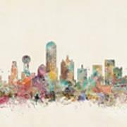 Dallas City Poster