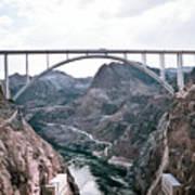 Dam Crossing #2 Poster