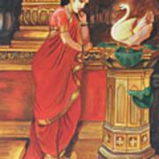 Damyanti Reproduction Poster