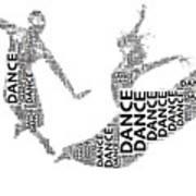 Dance Beauty Poster