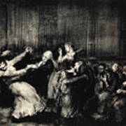 Dance In A Madhouse Poster