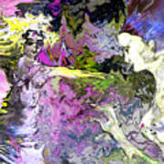 Dance In Violet Poster