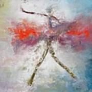 Danceuse De La Voie Lactee Poster