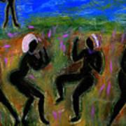 Dancing A Deliverance Prayer Poster