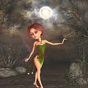 Dancing In The Moonlight Poster