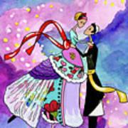 Dancing On Air Poster