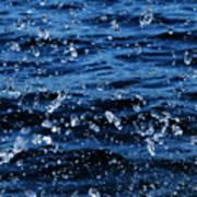 Dancing Water Poster