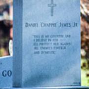 Daniel Chappie James Jr Poster