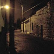Dark Alley Poster