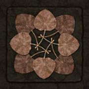 Dark Leaves Poster