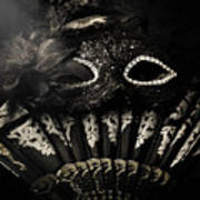 Dark Night Carnival Affair Poster