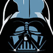 Darth Vader Poster by IKONOGRAPHI Art and Design