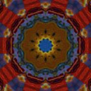 Das Bunte Kaleidoskop Poster