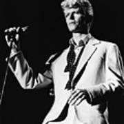 David Bowie 1983 US Festival Poster