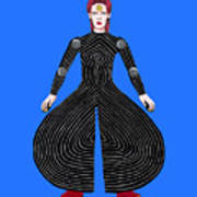 David Bowie - Moonage Daydream Poster
