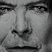 David Bowie - Eyes Of The Starman Poster