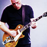 David Gilmour By Nixo Poster