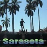 David In Sarasota Poster