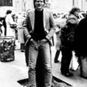 David Letterman, 010882 Poster
