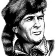 Davy Crockett Poster