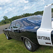 Daytona Charger Poster