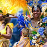 Dc Caribbean Carnival No 19 Poster