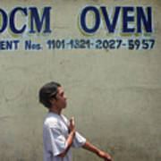 Dcm Oven 2 Poster