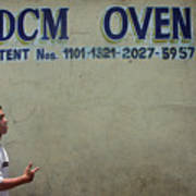 Dcm Oven Poster