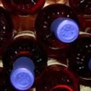 De-vine Wine Poster