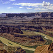 Dead Horse Point View Poster