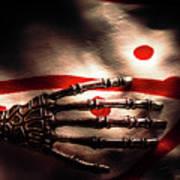 Death Metal Ai Poster