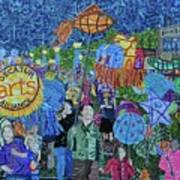 Decatur Lantern Parade Poster