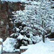 December Snows Poster